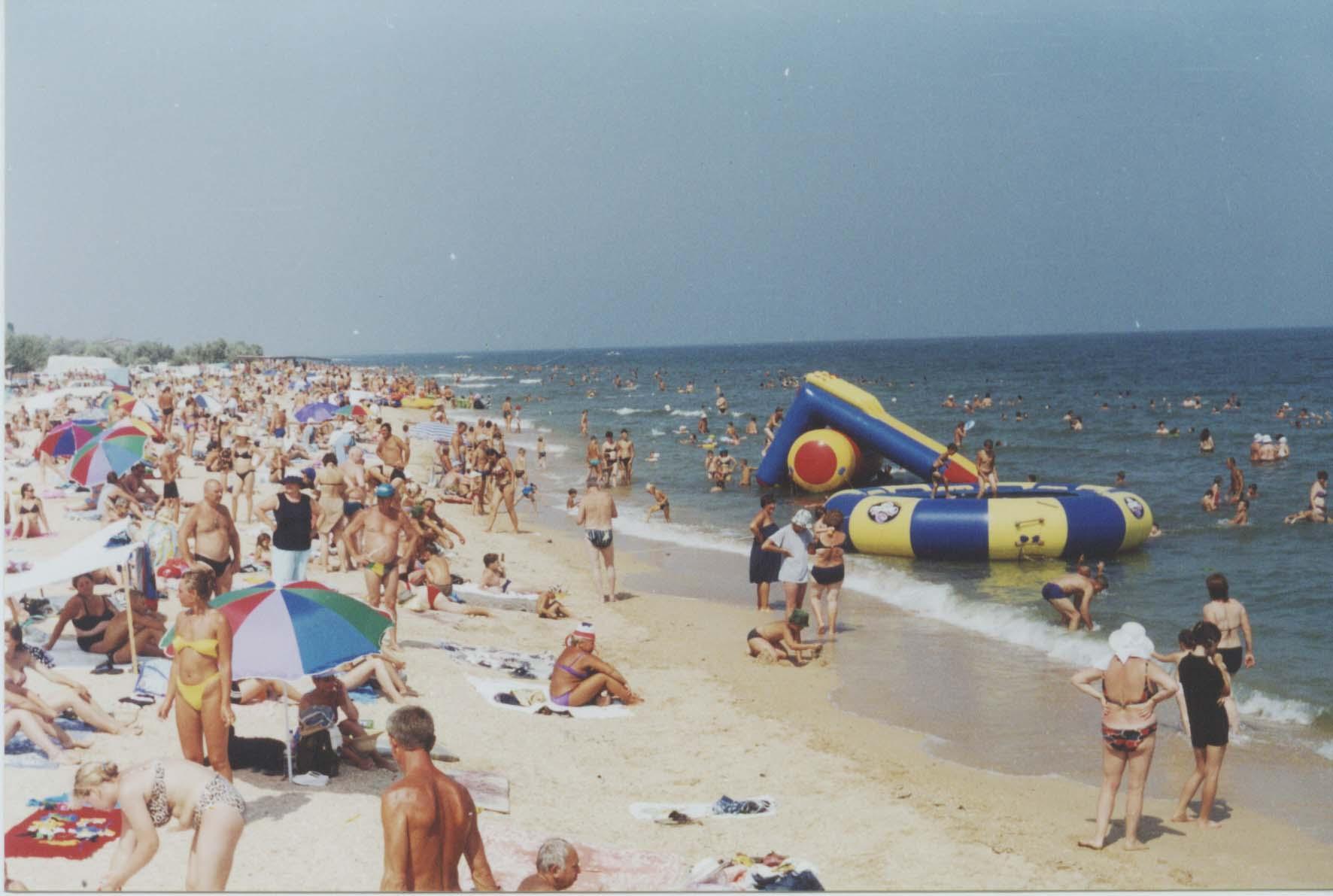 Прогноз погоды на черноморском побережье июль